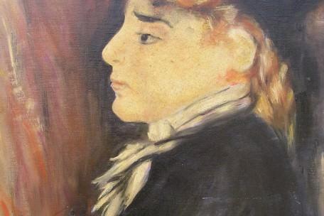 Portrait de Margot